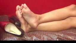 Daisy Thai (feet) 27Mar19